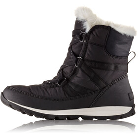 Sorel Whitney Short Lace Bottes Femme, black